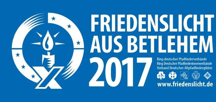 Logo des Friedenslicht 2017